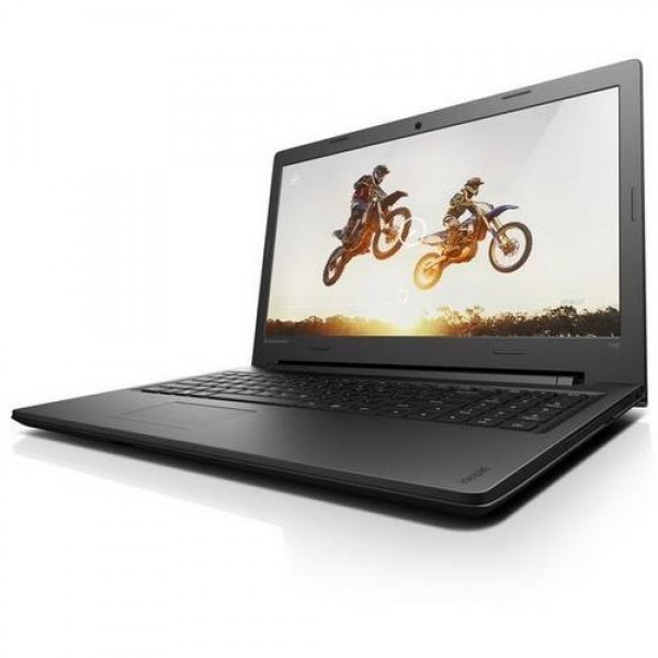 Lenovo 100-15IBD 80QQ00F4HV Black_2Y - Win8 Laptop