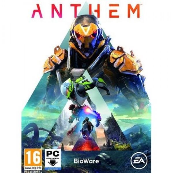 Game PC Anthem Játékprogram PC