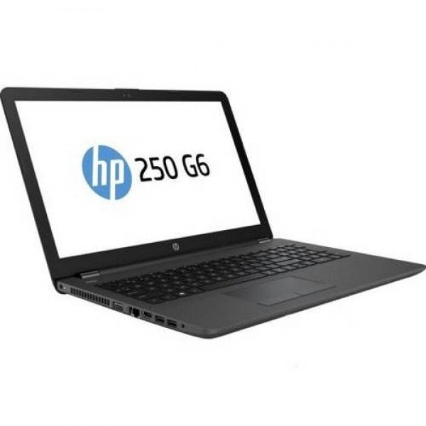 HP 250 G6 3QM21EA Grey NOS 3Y - ssd Laptop