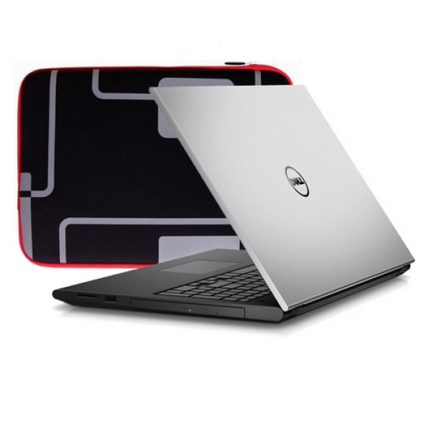 Dell Inspiron 3543-PDG14LE Silver LX 8GB JAMF Laptop