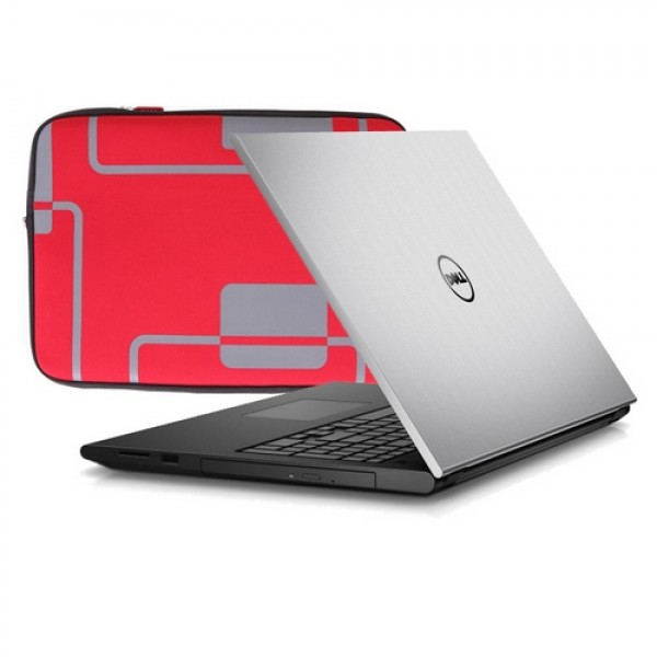 Dell Inspiron 3543-PDG14LE Silver LX 8GB JAMP Laptop