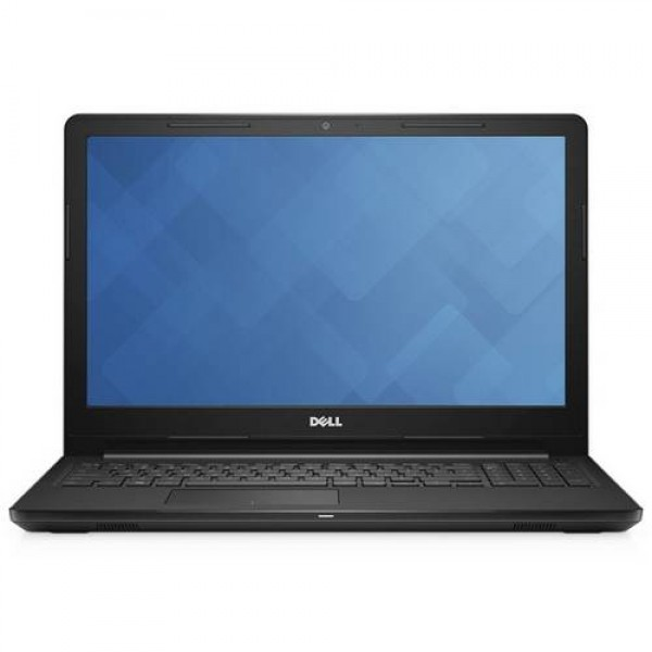 Dell Inspiron 3567-I3G486LF Black NOS - SSD+ Laptop