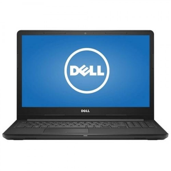 Dell Inspiron 3576-I3G553LF Black NOS - SSD+ Laptop