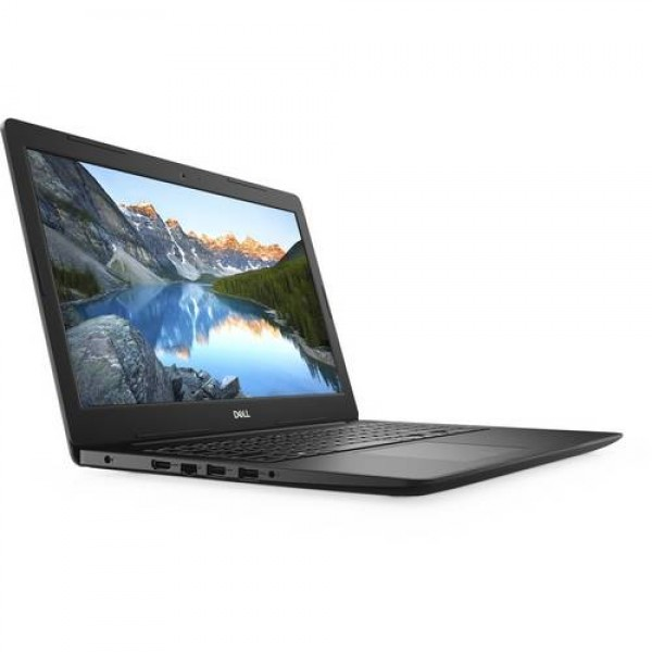 Dell Inspiron 3583-I5G646WF Black W10 - O365 Laptop