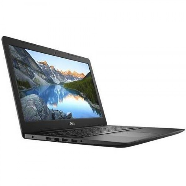 Dell Inspiron 3584-I3A631WF Black W10 Laptop