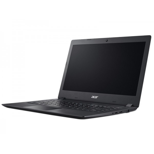 "Acer Aspire 3 (A314-31-C2TV) - 14.0"" HD, Celeron N3350, 4GB, 500GB HDD, Elinux - Fekete Laptop Laptop"