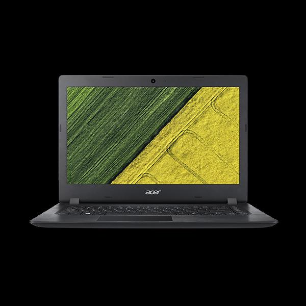 "Acer Aspire 3 (A315-51-39UD) - 15.6"" HD, Core i3-8130U, 4GB, 128GB M.2 SSD, Elinux - Fekete Laptop Laptop"