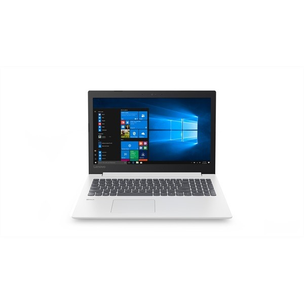 "Lenovo Ideapad 330 - 15.6"" HD, Intel Celeron N4000, 4GB, 128GB SSD, Microsoft Windows 10 Home - Fehér Laptop Laptop"