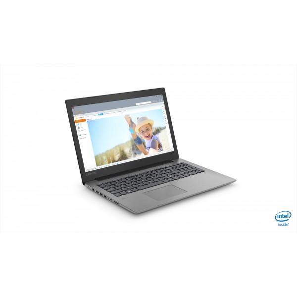 """Lenovo Ideapad 330 - 15.6"""" FullHD, AMD Ryzen 7-2700U, 8GB, 1TB HDD, AMD Radeon 540 2GB, DOS - Fekete Laptop Laptop"""