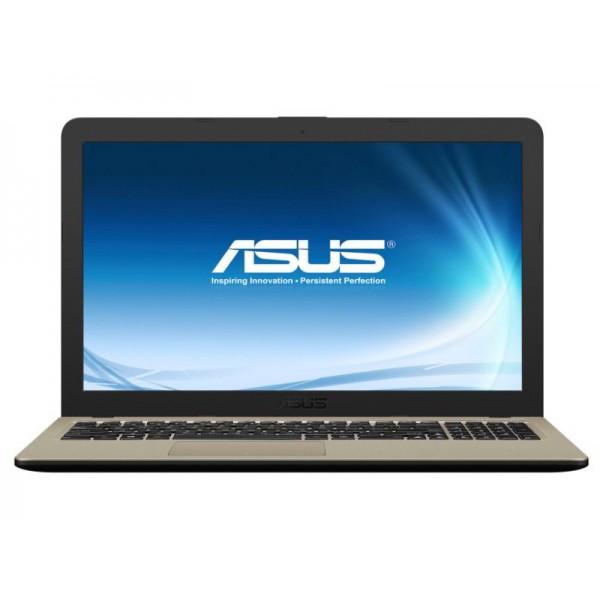 "Asus VivoBook X540MB - 15.6"" FullHD, Pentium QuadCore N5000, 8GB, 256GB SSD, GeForce MX110 2GB, Linux - Fekete Laptop Laptop"