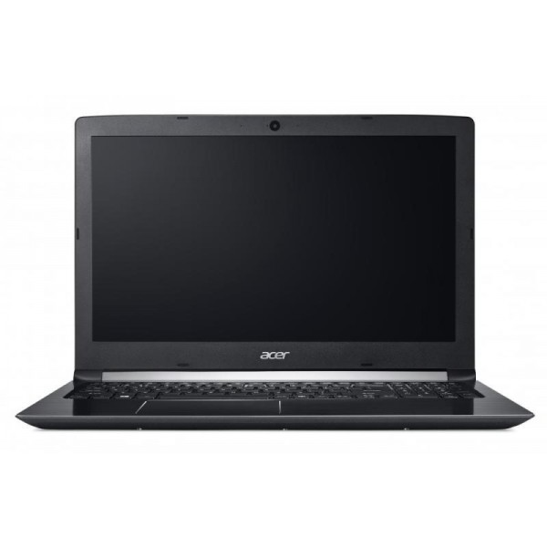 "Acer Aspire 5 (A515-52G-5590) - 15.6"" FullHD, Core i5-8265U, 4GB, 1TB HDD +Free Slot, nVidia GeForce MX130 2GB, Linux - Fekete Laptop Laptop"