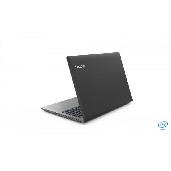 """Lenovo Ideapad 330 - 15.6"""" HD, AMD A4-9125, 4GB, 1TB HDD, AMD Radeon 530 2GB, DOS - Fekete Laptop Laptop"""