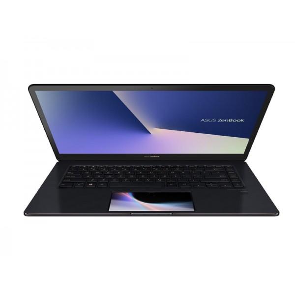 "Asus ZenBook Pro 15 (UX580GE) - 15.6"" UHD, Core i9-8950HK, 16GB, 512GB SSD, GeForce GTX 1050Ti 4GB, Microsoft Windows 10 Home - Kék Ultrabook Laptop Ultrabook"