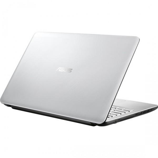 "Asus VivoBook 15 (X543UA) - 15.6"" HD, Core i3-7020U, 4GB, 500GB HDD, DVD író, Microsoft Windows 10 Home - Ezüst Laptop Laptop"