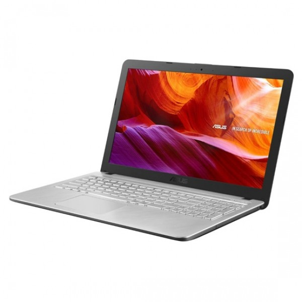 "Asus VivoBook X543UA - 15.6"" HD, Core i3-7020U, 4GB, 500GB HDD, Endless - Ezüst Laptop Laptop"