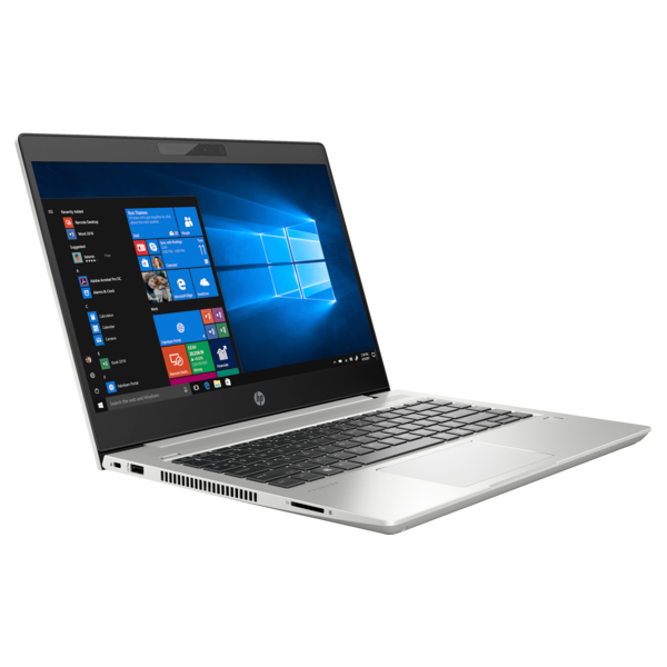 "HP ProBook 440 G6 - 14.0"" FullHD, Core i3-8145U, 4GB, 128GB SSD, Microsoft Windows 10 Professional - Ultravékony Ezüst Üzleti Laptop 3 év garanciával Laptop"