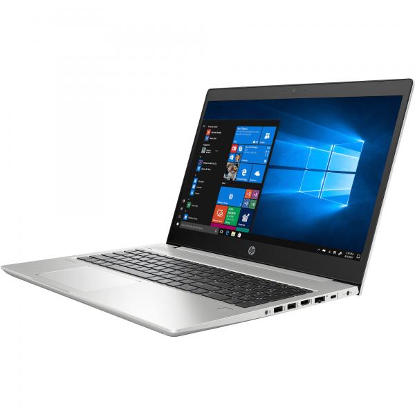"HP ProBook 450 G6 - 15.6"" FullHD, Core i5-8265U, 8GB, 256GB SSD + 1TB HDD, Microsoft Windows 10 Professional - Ezüst Üzleti Laptop 3 év garanciával Laptop"
