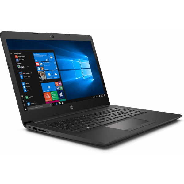 "HP 240 G7 - 14.0"" HD, Intel Celeron N4000, 4GB, 128GB SSD, Microsoft Windows 10 Home - Ultravékony Szürke Üzleti Laptop 3 év garanciával Laptop"