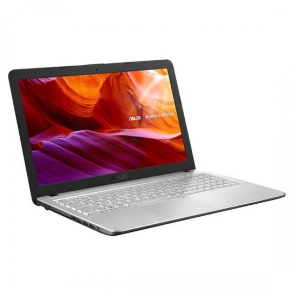 "Asus VivoBook 15 (X543UA) - 15.6"" HD, Core i3-7020U, 4GB, 500GB HDD, DVD író, Linux - Ezüst Laptop Laptop"