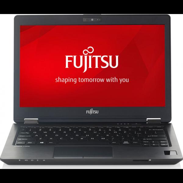 "Fujitsu LIFEBOOK U749 14.0"" FullHD IPS, Core i5-8365U, 8GB, 512GB SSD, Microsoft Windows 10 Professional - Fekete Üzleti Laptop 3 év garanciával Laptop"