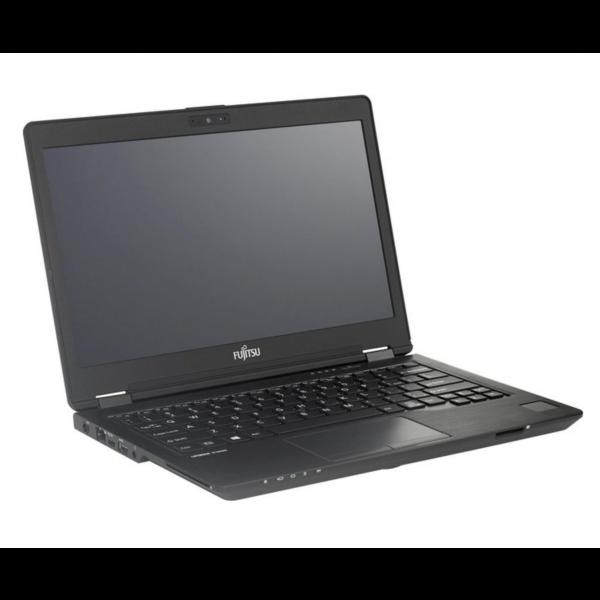 "Fujitsu LIFEBOOK E549 14.0"" FullHD IPS, Core i5-8265U, 8GB, 256GB SSD, Microsoft Windows 10 Professional - Fekete Üzleti Laptop 3 év garanciával Laptop"