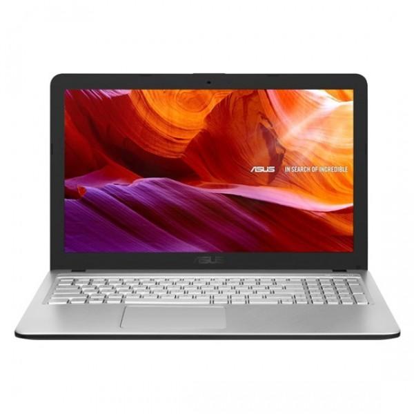 "Asus VivoBook 15 (X543UA) - 15.6"" HD, Core i3-7020U, 4GB, 1TB HDD, DVD író, Linux - Ezüst Laptop Laptop"