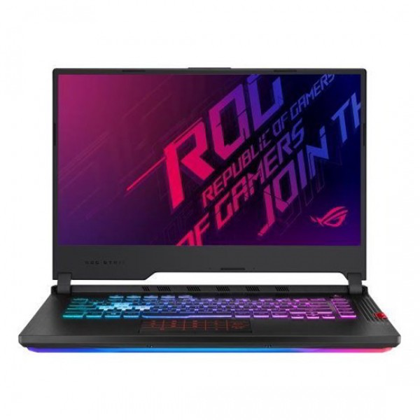 "Asus ROG Strix SCAR III (G531) - 15.6"" FullHD IPS 120Hz, Core i7-9750H, 8GB, 512GB SSD, nVidia GeForce RTX 2060 6GB, DOS - Fekete Gamer Laptop Laptop"