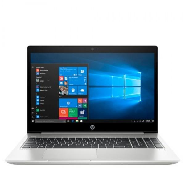 "HP ProBook 455 G6 - 15.6"" FullHD IPS, AMD Ryzen 7-2700U, 8GB, 256GB SSD, AMD Radeon Vega 10, Microsoft Windows 10 Professional - Ezüst Üzleti Laptop 3 év garanciával Laptop"