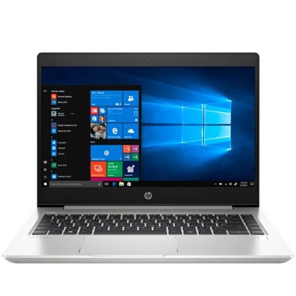 "HP ProBook 455 G6 - 14.0"" FullHD IPS, AMD Ryzen 7-2700U, 8GB, 256GB SSD, AMD Radeon Vega 10, Microsoft Windows 10 Professional - Ezüst Üzleti Laptop 3 év garanciával Laptop"