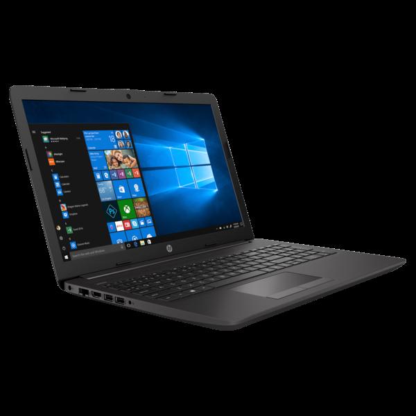 "HP 255 G7 - 15.6"" FullHD, AMD Ryzen 3-2200U, 8GB, 256GB SSD, DVD író, DOS - Fekete Üzleti Laptop 3 év garanciával Laptop"