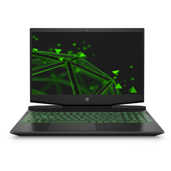"HP Gaming Pavilion 15-DK0002NH - 15.6"" FullHD IPS, Core i7-9750H, 8GB, 256GB SSD + 1TB HDD, nVidia GeForce GTX 1660Ti 6GB, Microsoft Windows 10 Home - Fekete Gamer Laptop 3 év garanciával Laptop"