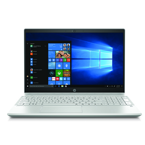 "HP Pavilion 15 (15-cs3007nh) - 15.6"" FullHD IPS, Core i7-1065G7, 8GB, 512GB SSD, nVidia GeForce MX250 4GB, Microsoft Windows 10 Home - Ezüst Laptop 3 év garanciával Laptop"
