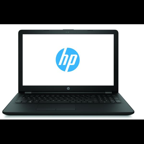 "HP 15 (15-ra001nh) - 15.6"" HD, Celeron DualCore N3060, 4GB, 500GB HDD, Microsoft Windows 10 Home - Fekete Laptop 3 év garanciával Laptop"