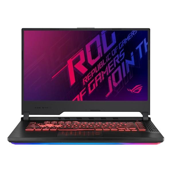 """Asus ROG Strix SCAR III (G531) - 15.6"""" FullHD IPS 120Hz, Core i7-9750H, 8GB, 512GB SSD, nVidia GeForce GTX 1660Ti 6GB, DOS - Fekete Gamer Laptop Laptop"""