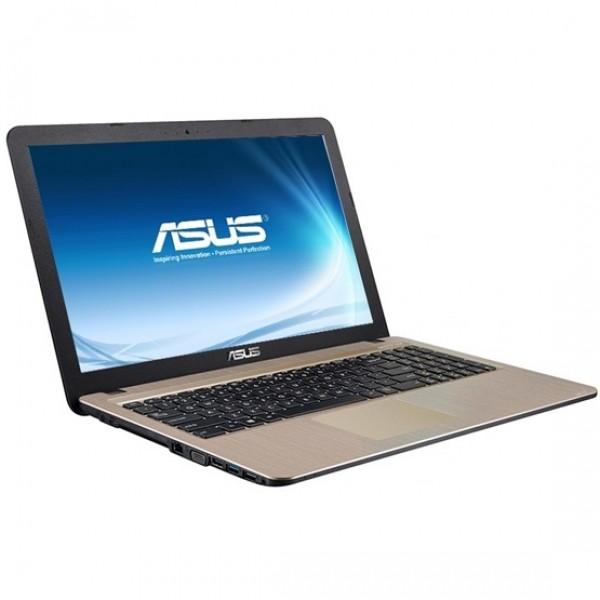 "Asus X540MB - 15.6"" FullHD, Celeron DualCore N4000, 4GB, 256GB SSD, nVidia GeForce MX110 2GB, Linux - Fekete Laptop Laptop"