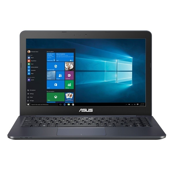 "Asus VivoBook E402 - 14.0"" HD, AMD QuadCore E2-7015, 4GB, 128GB SSD, AMD Radeon R2, Microsoft Windows 10 Home - Kék Mini Laptop Laptop"