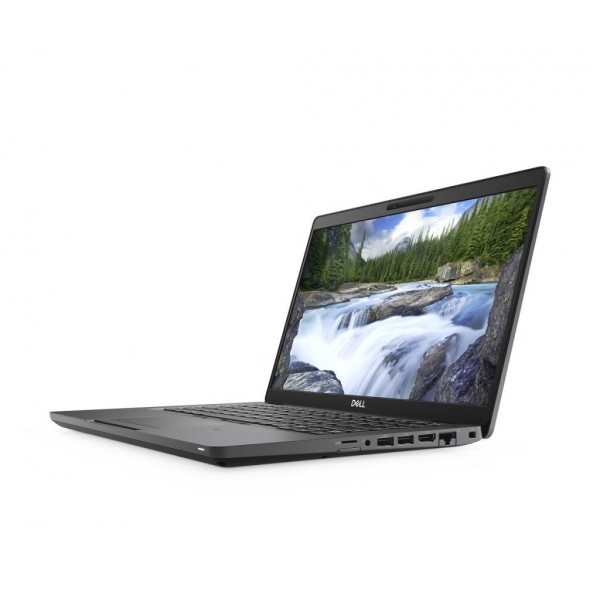 "Dell Latitude 5400 - 14.0"" FullHD, Core i5-8265U, 8GB, 256GB SSD, Microsoft Windows 10 Professional - Fekete Ultravékony Üzleti Laptop 3 év garanciával Laptop"
