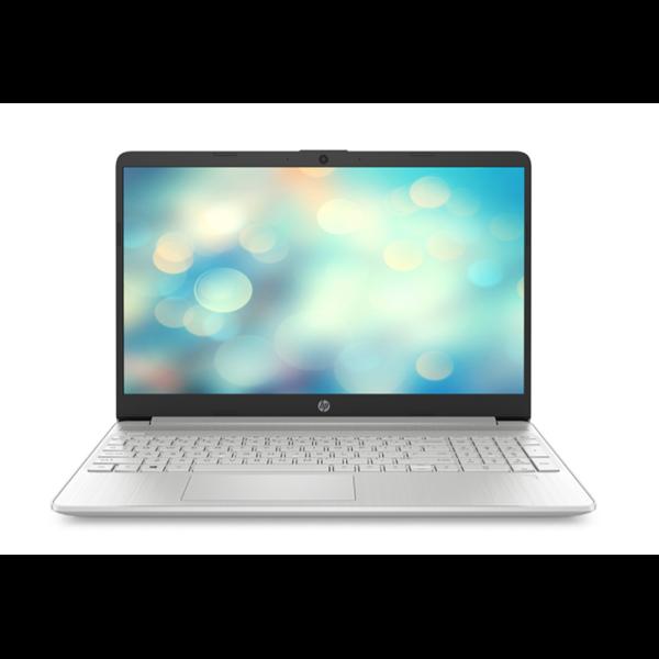 """HP 15s (15s-FQ1028NH) - 15.6"""" FullHD, Core i3-1005G1, 8GB, 256GB SSD, DOS - Ezüst Ultravékony Laptop Laptop"""