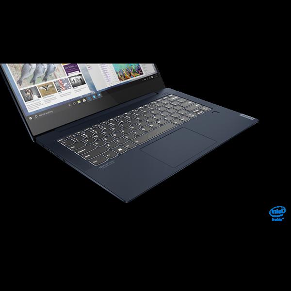"Lenovo Ideapad S540 - 14.0"" FullHD IPS, Core i7-8565U, 8GB, 256GB SSD, Microsoft Windows 10 Home - Kék Ultravékony Laptop Laptop"