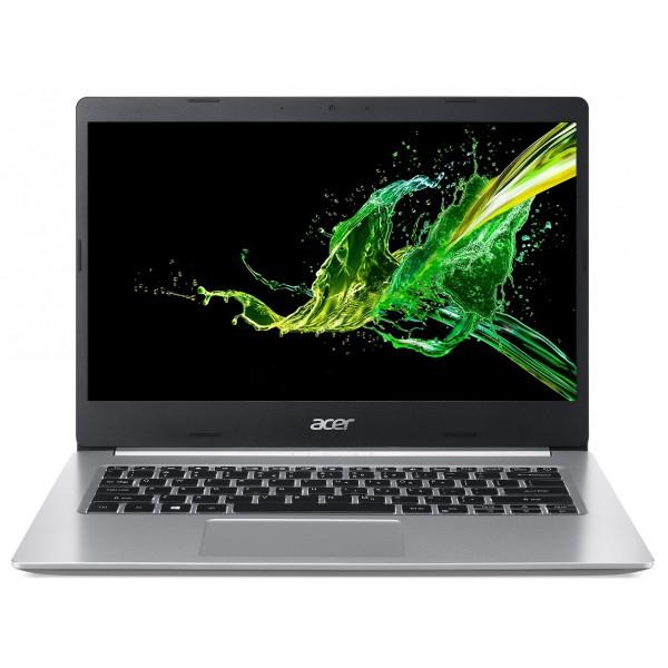 "Acer Aspire 5 (A514-52G-55G8) - 14.0"" FullHD IPS, Core i5-10210U, 4GB, 1TB HDD, nVidia GeForce MX250 2GB, Linux - Ezüst Ultravékony Laptop 3 év garanciával Laptop"