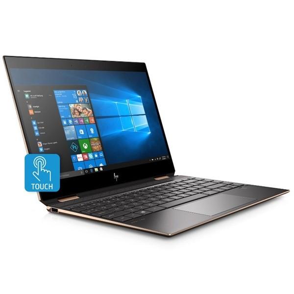 """HP Spectre x360 2in1 (13-aw0001nh) - 13.3"""" FullHD IPS TOUCH, Core i5-1035G4, 8GB, 512GB SSD, Microsoft Windows 10 Home - Fekete Üzleti Átalakítható Laptop 3 év garanciával Hibrid"""