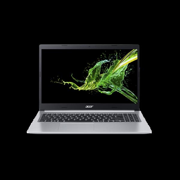 "Acer Aspire 5 (A515-54G-34GC) - 15.6"" FullHD IPS, Core i3-8145U, 4GB, 1TB HDD, nVidia GeForce MX250 2GB, Linux - Ezüst Laptop 3 év garanciával Laptop"