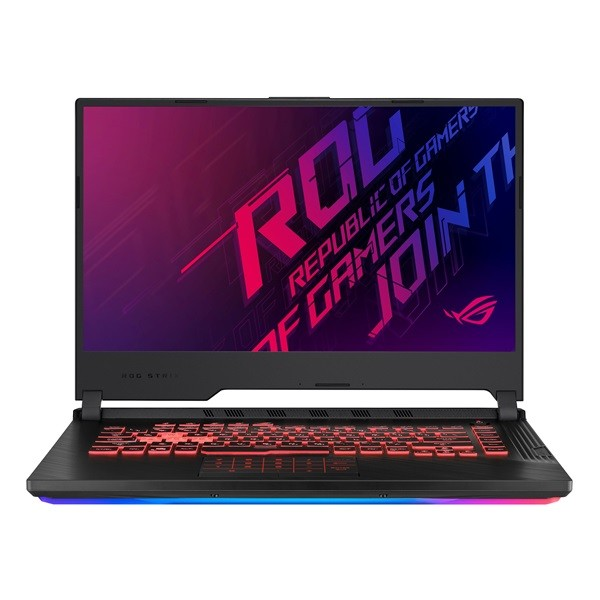 "Asus ROG Strix SCAR III (G531) - 15.6"" FullHD 120Hz, Core i7-9750H, 8GB, 512GB SSD, nVidia GeForce GTX 1650 4GB, Linux - Fekete Gamer Laptop Laptop"