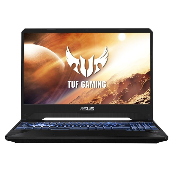 "Asus TUF Gaming FX505 - 15.6"" FullHD 120Hz, AMD Ryzen 7-3750H, 8GB, 512GB SSD, nVidia GeForce GTX 1650 4GB, DOS - Fekete Gamer Laptop Laptop"