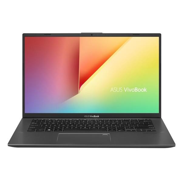 "Asus VivoBook 14 (X412FA) - 14.0"" FullHD, Core i3-8145U, 4GB, 128GB SSD, Microsoft Windows 10 Home - Szürke Ultravékony Laptop Laptop"