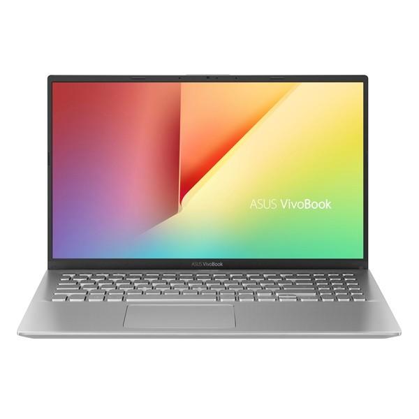 "Asus VivoBook 15 (X512FA) - 15.6"" FullHD, Pentium DualCore 5405U, 4GB, 128GB SSD, Microsoft Windows 10 Home - Ezüst Laptop Laptop"