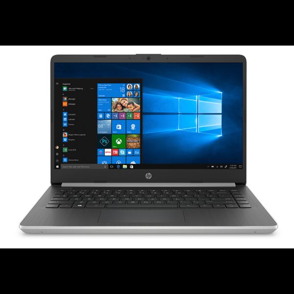 """HP 14s (14s-dq1010nh) - 14.0"""" FullHD IPS, Core i3-1005G1, 8GB, 256GB SSD, Microsoft Windows 10 Home - Ezüst Ultrabook Laptop 3 év garanciával Laptop"""