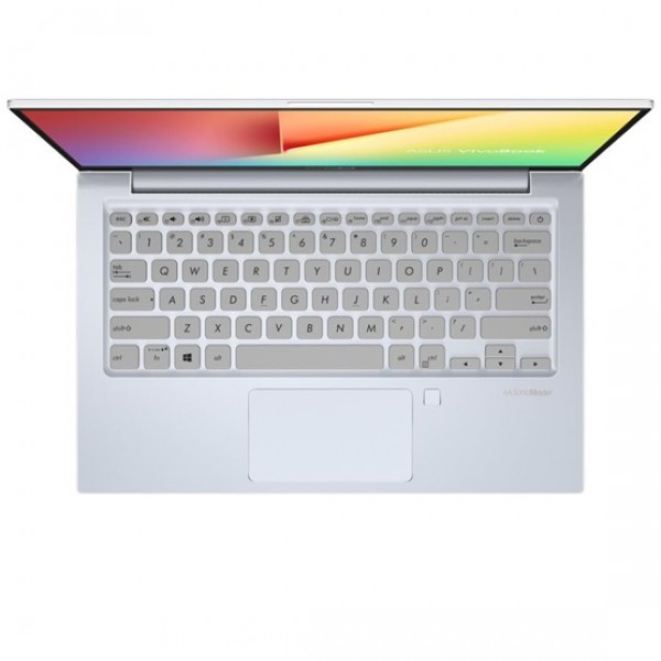 "Asus VivoBook S13 (S330FA) - 13.3"" FullHD, Core i3-8145U, 8GB, 256GB SSD, Linux - Ezüst Ultravékony Laptop Laptop"