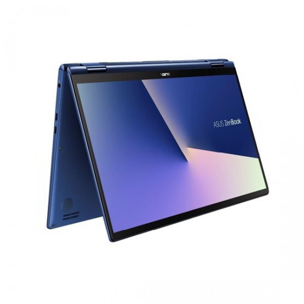 "Asus ZenBook Flip 13 (UX362FA) - 13.3"" FullHD TOUCH, Core i5-8265U, 8GB, 512GB, Microsoft Windows 10 Home - Kék Átalakítható Laptop Hibrid"
