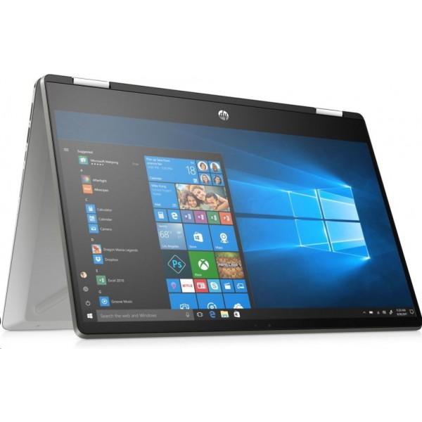 """HP Pavilion x360 2in1 (14-DH1004NH) - 14.0"""" FullHD IPS TOUCH, Core i5-10210U, 8GB, 256GB SSD, Microsoft Windows 10 Home - Ezüst Átalakítható Laptop 3 év garanciával Hibrid"""